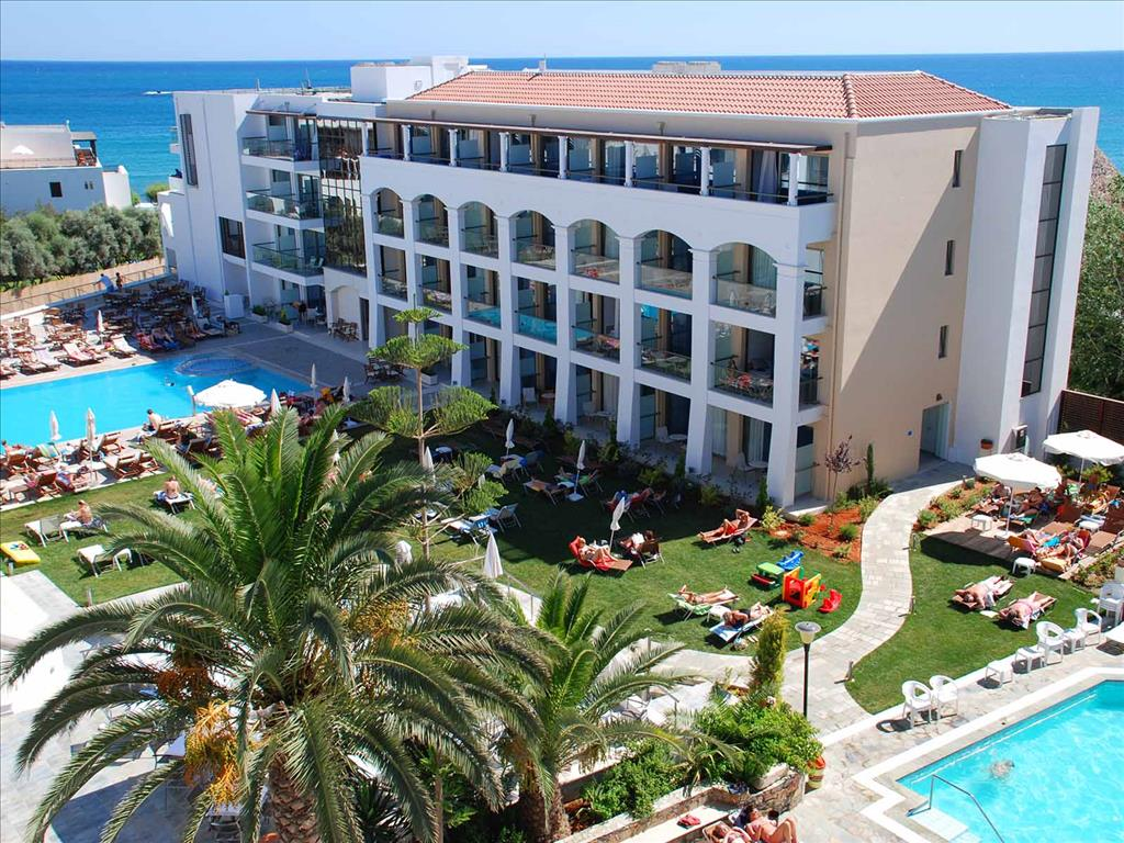 Albatros Spa Resort Hotel 5*